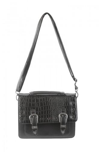 Black Shoulder Bags 42334-01