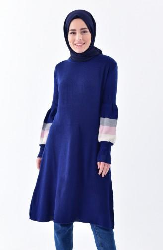 Knitwear Sweater 4035A-04 Saxe Blue 4035A-04