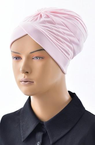 Doppelseitiger Bonnet 0028-10 Hellpuder 0028-10