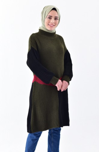 Triko Kazak 4025-03 Haki 4025-03
