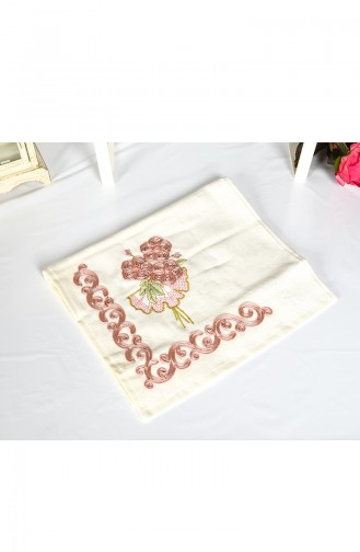 Cotton Pearly 30X50 Hand Towels 3442-01 Pink 3442-01