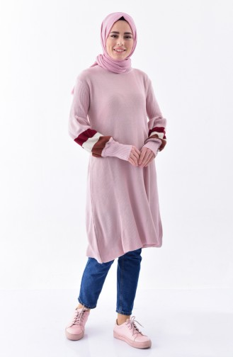 Pull Tricot 4035A-06 Poudre 4035A-06