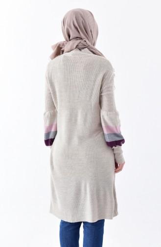 iLMEK Knitwear Sweater 4035A-05 Mink 4035A-05