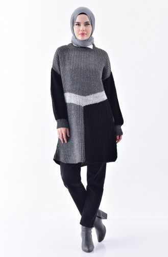 Pull Tricot 4025-02 Fumé 4025-02
