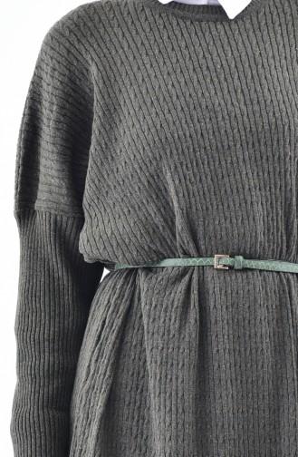Khaki Sweater 3191-02