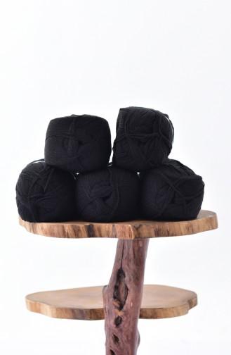 Black Knitting Rope 269-999