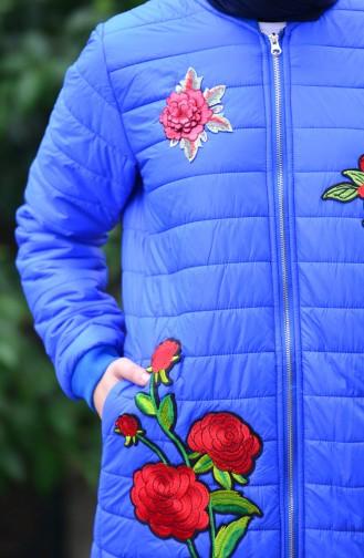 Jacke mit Stickerei 5005-03 Saks 5005-03