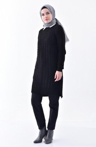 iLMEK Knitwear Sweater 4078-03 Black 4078-03