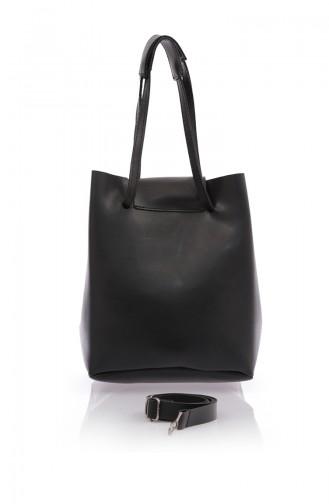 Women Shoulder Bag TL47Z-01 Black 47Z-01