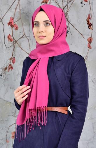 Plain Seasonal Shawl 901396-09 Pink 901396-09