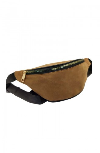 Women´s Waist Bag U0001-05 Taba Suede 0001-05
