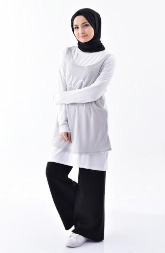Gray Tunics 1039-01