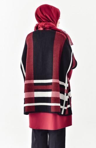 Knitwear Half Sleeve Cardigan 3143-01 Black 3143-01