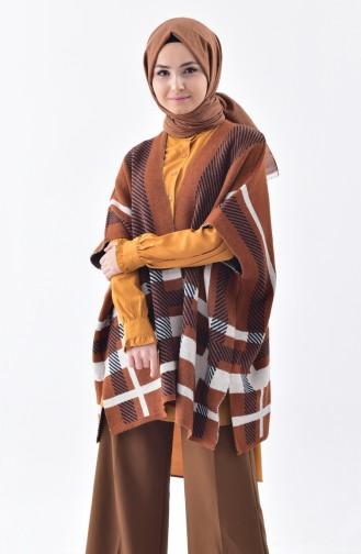 Tricot Half Sleeve Cardigan 3143-03 Taba 3143-03