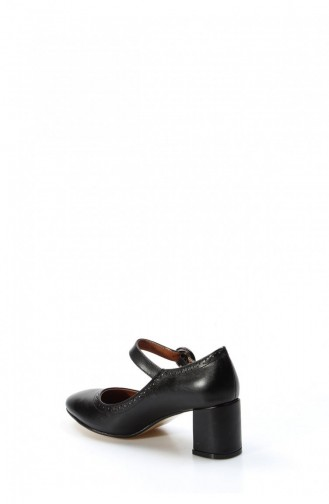 Fast Step Heeled Shoes 629Zs3053220 Black 629ZS305-3220-16777229