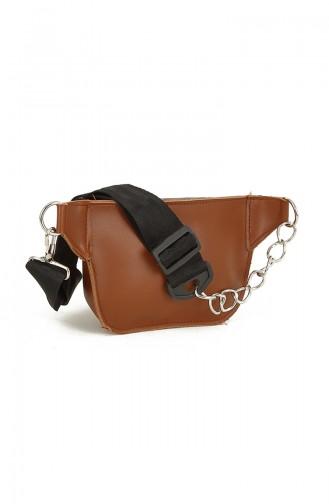 Women Waist Bag BS10495KA Brown 10495KA