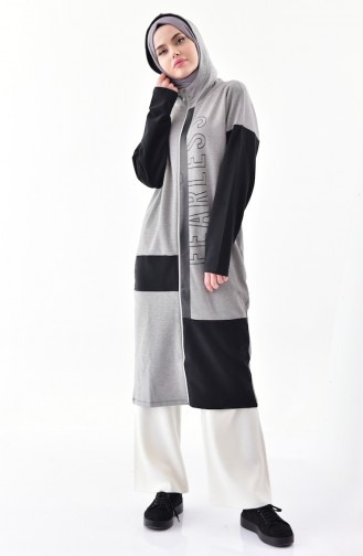 Gray Mantel 1109-01