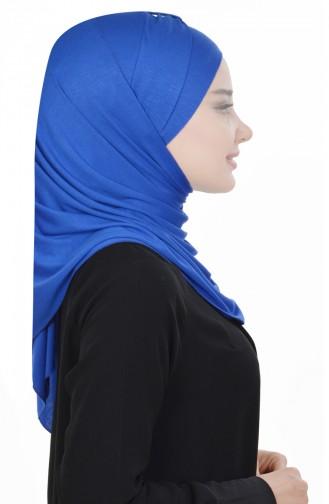 Saxon blue Sjaal 0046-4