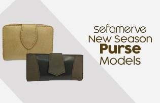 Sefamerve New Season Purse Models