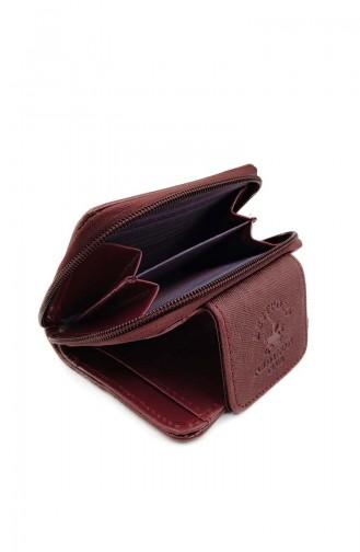Lady Wallet Ir05-01 Bordeaux 05-01