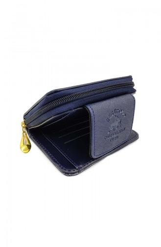 Women´s Wallets Ir05-04 Navy Blue 05-04