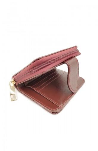 Women´s Wallet IR13-01 Bordeaux 13-01