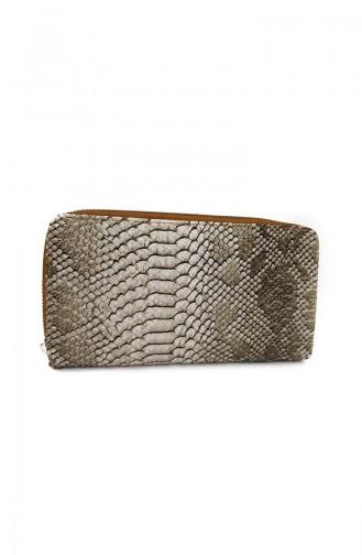 Lady Wallet Ir18-03 Mink Snake 18-03