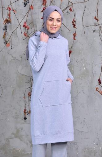 Gray Tunic 5207-04