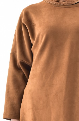 Tobacco Brown Tunic 5865-03