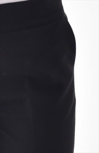 بنطال أسود 1015-02