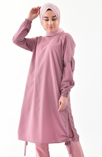 Elastic Sleeve Tunic 5003-05 Powder 5003-05