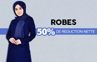 Sefamerve Robe 50% de REDUCTION NETTE