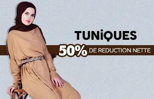 Sefamerve Les Tuniques 50% DE REDUCTION NETTE