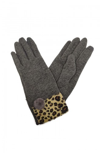 Womens Glove S01-04 Gray 01-04