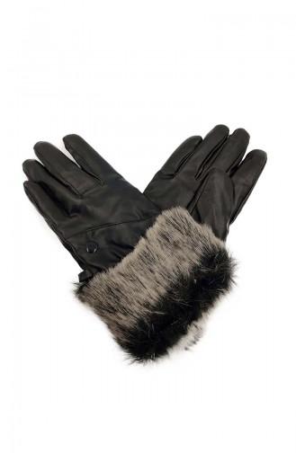 Womens  Gloves S03-01 Black 03-01