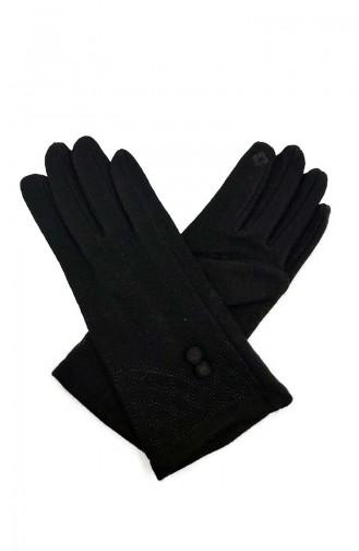 Womens Gloves S04-01 Black 04-01