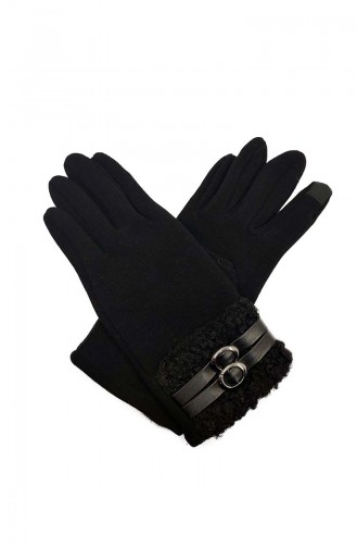 Womens Gloves S05-01 Black 05-01