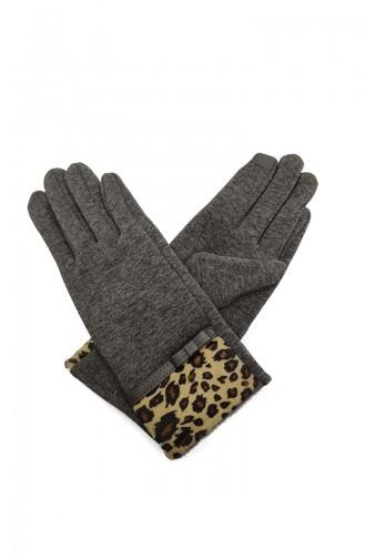 Womens Glove S06-03 Gray 06-03