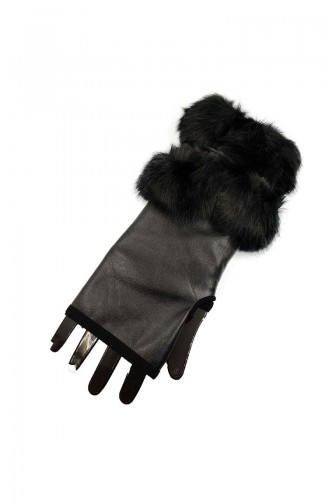 Womens Gloves S07-01 Black 07-01