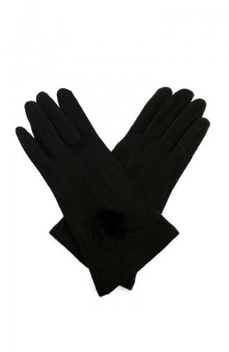 Womens Gloves S10-01 Black 10-01