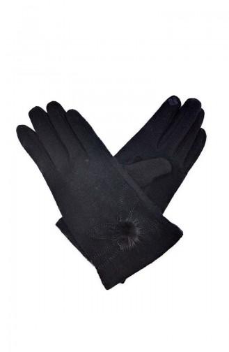 Dame Touch Handschuhe S10-02 Dunkelblau 10-02