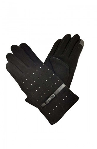 Womens Gloves S14-01 Black 14-01