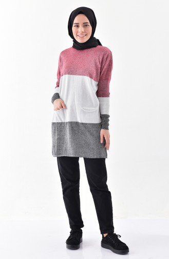 Gray Sweater 10005-06