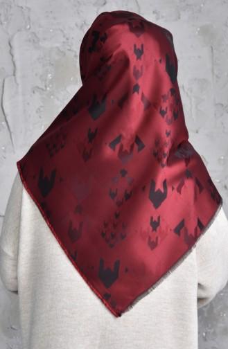 Claret Red Scarf 901398-05