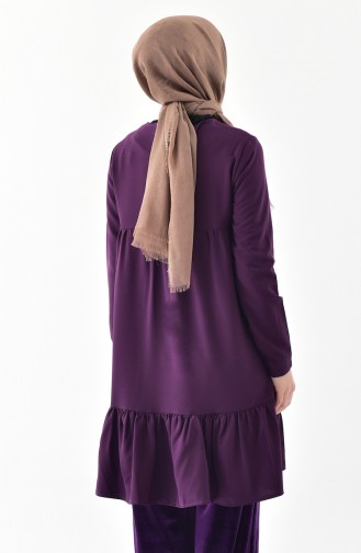 Purple Blouse 4401-02