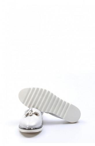Fast Step Daily Satin  Shoes 888Za123 05 Beige 888ZA123-16781589