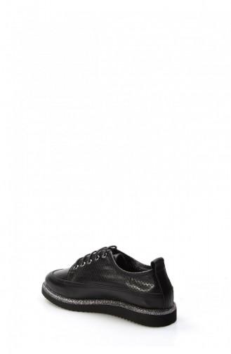 Fast Step Casual Shoes 888Za142 08 Black 888ZA142-16781592