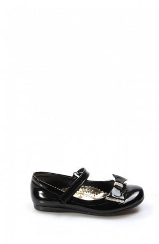 Fast Step Girl Child Patent leather shoes 891Pa500 Black 891PA500-16777385
