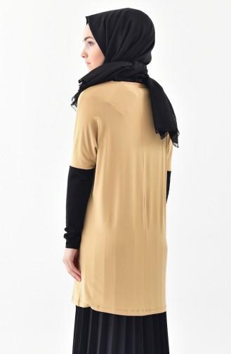 Garnili Tunik 1457-01 Camel 1457-01