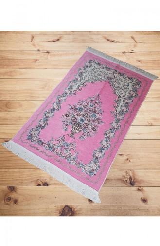 Luxus Gebetsteppich 2009-02 Pink 2009-02